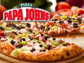 Пицца «Папа Джонс» + напиток, сдоставкой